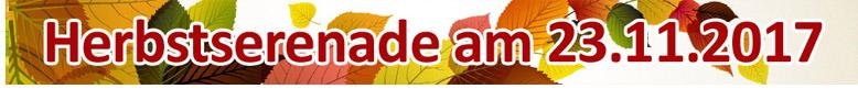 Herbstserenade der Musikschule Strullendorf